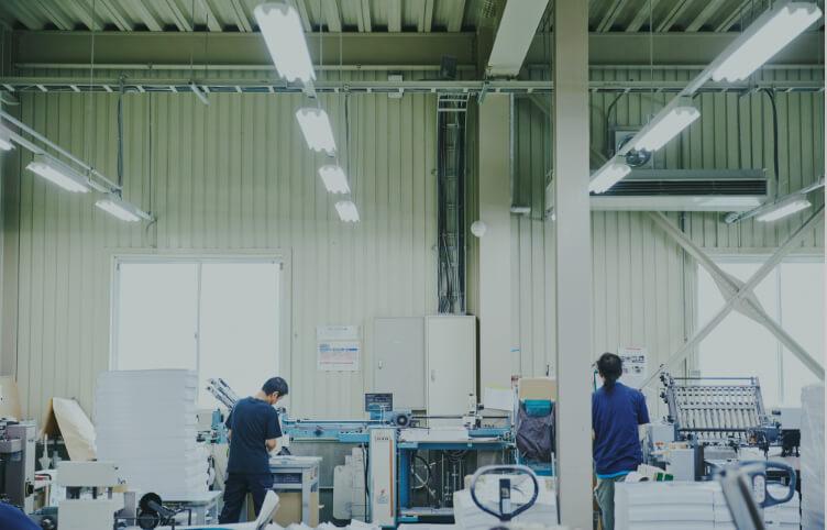 Printing Management 品質管理体制