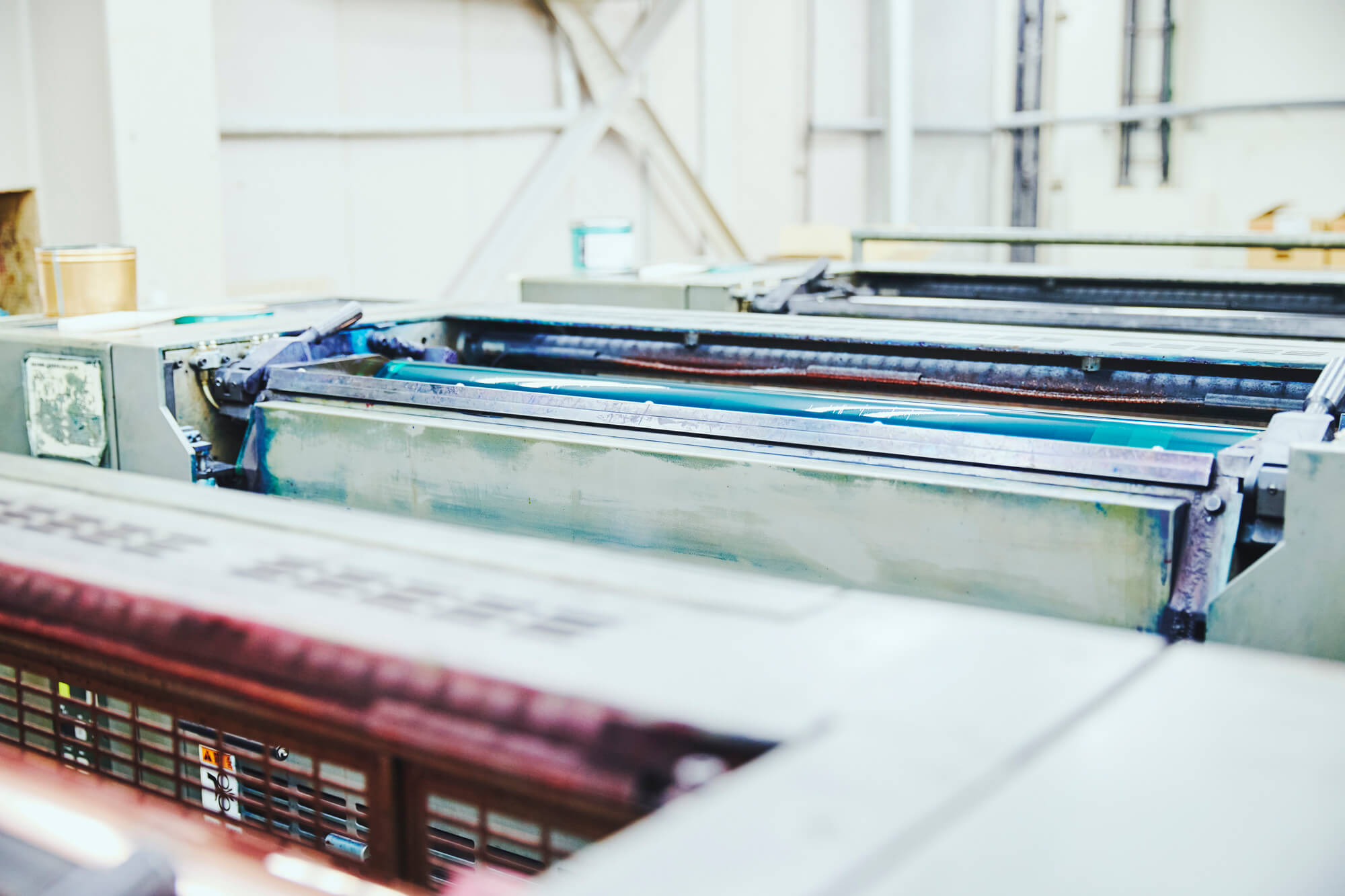 環境保全を考えた印刷方法