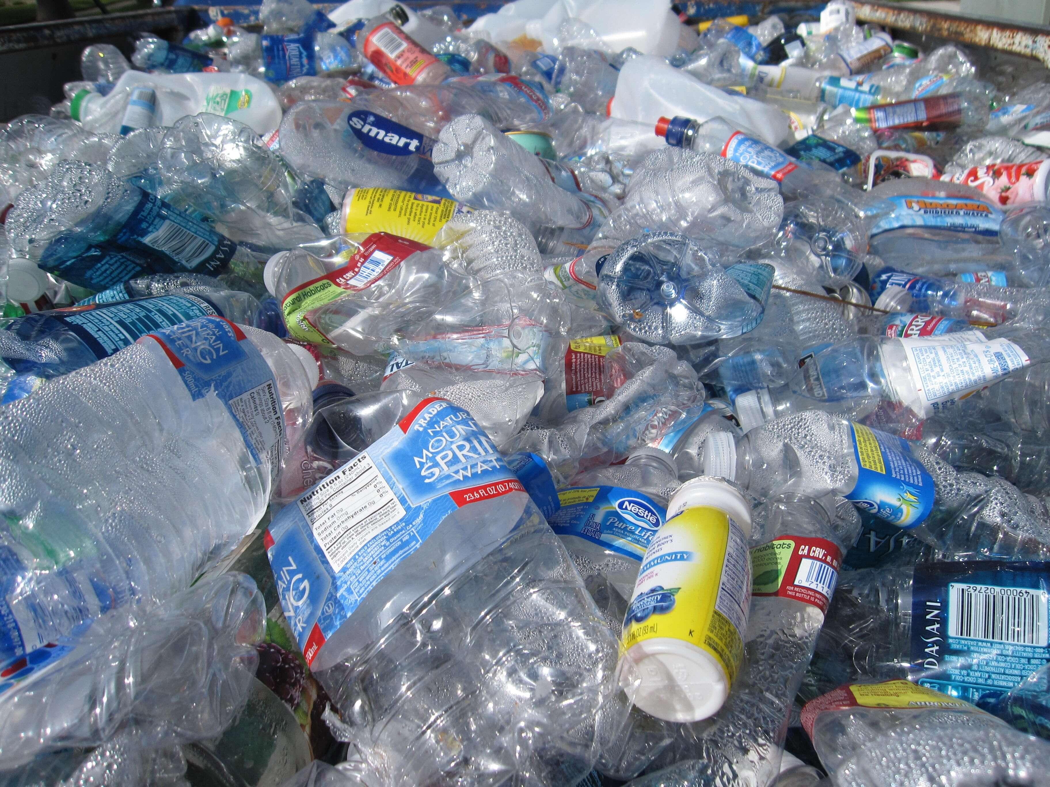 海洋ゴミのイメージ